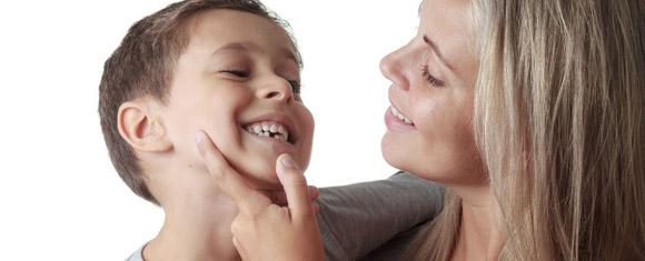 Consejos en la transición de los dientes de leche a los definitivos.