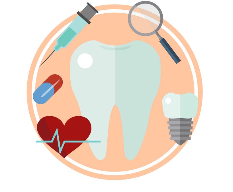 Implantes dentales: ¿problemas después de algunas semanas?
