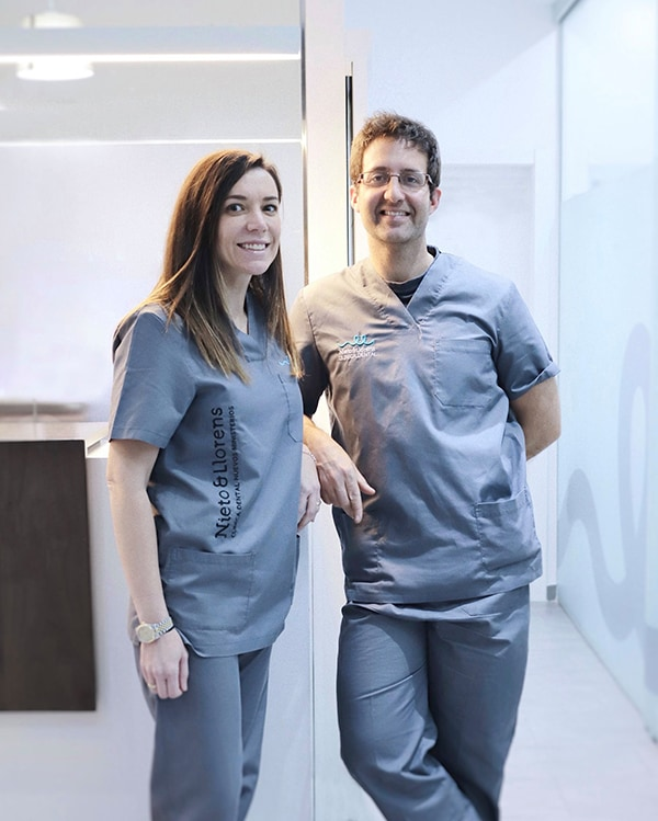 doctores clinica dental