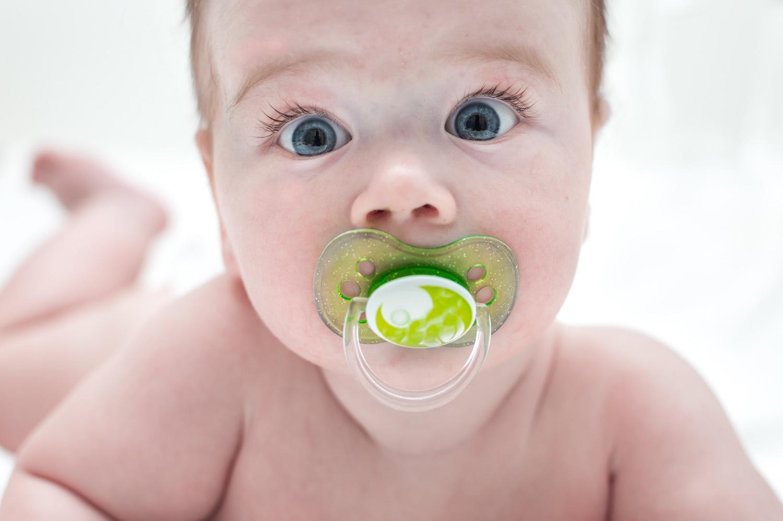 mordida abierta bebe boca